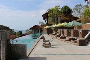 Das Alama Sea Village Resort in Lanta