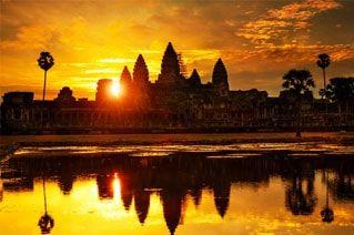 Große 7-tägige Thailand Kambodscha Rundreise