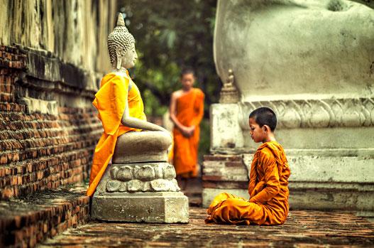 Die besten Highlights in Zentralthailand bis nach Chiang Mai