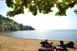 Der  Bai Lan Beach in Koh Chang