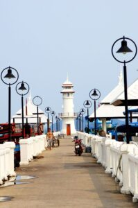 Bang Bao Leuchtturm auf Koh Chang