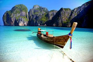 Inselhüpfen bei Krabi & Phi Phi