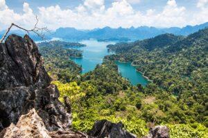 Cheow Lan See im Khao Sok Nationalpark