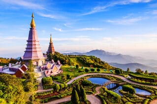 Thailand Rundreise -Goldene Dreieck