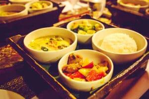Traditionelles Essen kostet meist weniger