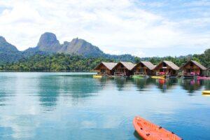 Keeree Warin Chiewlarn Resort im Khao Sok Nationalpark