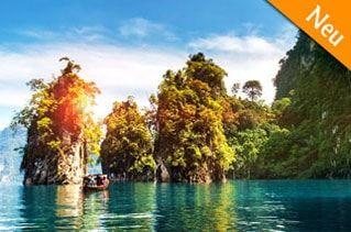 Thailand Rundreise - Südthailand