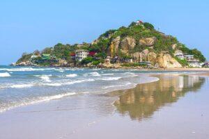 Der Khao Takiab Beach in Huahin