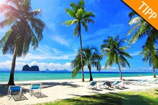 Andamanensee Inselhopping