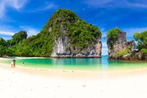 Die Koh Hong Inseln bei Krabi