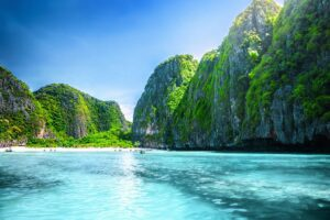 Koh Phi Phi (Don + Le) – Party und Paradiesische Inseln