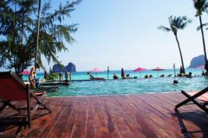 Die Insel Koh Hai auf eigene Faust erkunden