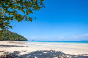 Loh Moo Dee Beach auf Phi-Phi