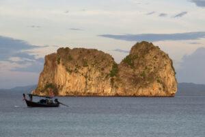 Melanie G: Transport auf zwischen den Inseln