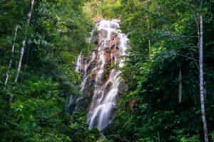 Phaeng Wasserfall in Koh Phangan