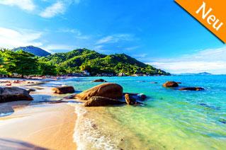 Phuket, Koh Phi Phi & Koh Samui Inselhopping
