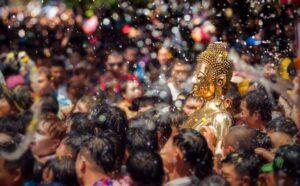Ursprung des Songkrans in Thailand