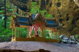 Tham Phraya Nakhon Höhle in Huahin