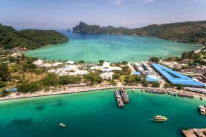 Ton Sai Bay auf Koh Phi Phi