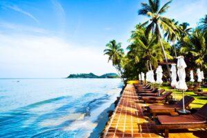 Hotels mit Meerblick kosten in Thailand mehr