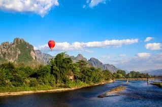 Große Thailand Laos Rundreise inkl. Mekong Bootstour