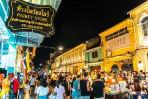 Weekend Night Market Phuket